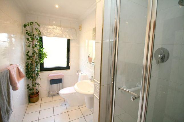 Shower Room of East Lodge, Cambusnethan Priory, Wishaw ML2