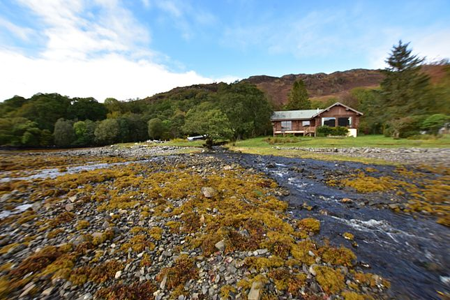Thumbnail Cottage for sale in Camus Inas, Acharacle