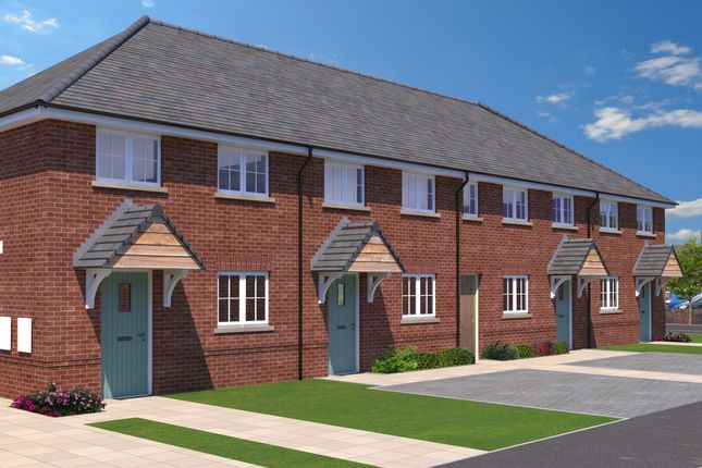 2 bed town house for sale in Barrington Way, Austhorpe, Leeds LS15