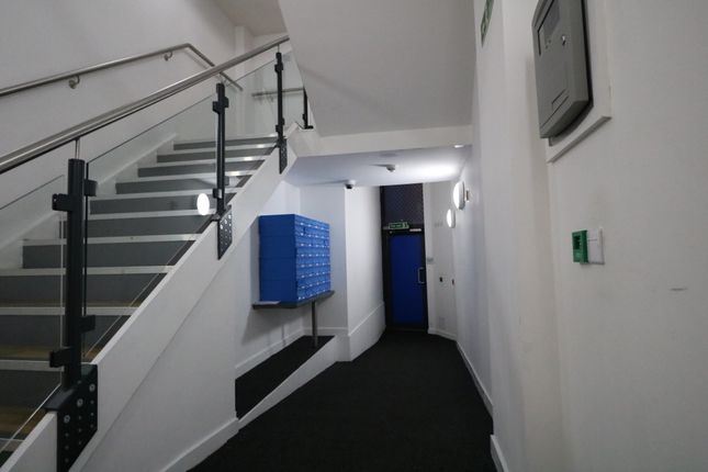 Entrance Hall of London Road, Liverpool L3
