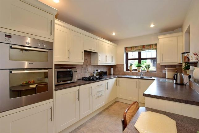 Thumbnail Detached house for sale in Court Meadow Close, Rotherfield, Crowborough, East Sussex