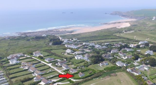 Bungalow for sale in Sandy Common, Constantine Bay, Padstow