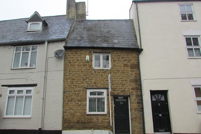 Thumbnail Terraced house to rent in West Bar Street, Banbury