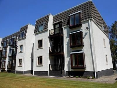 Thumbnail Flat to rent in Guthrie Court, Auchterarder, Gleneagles