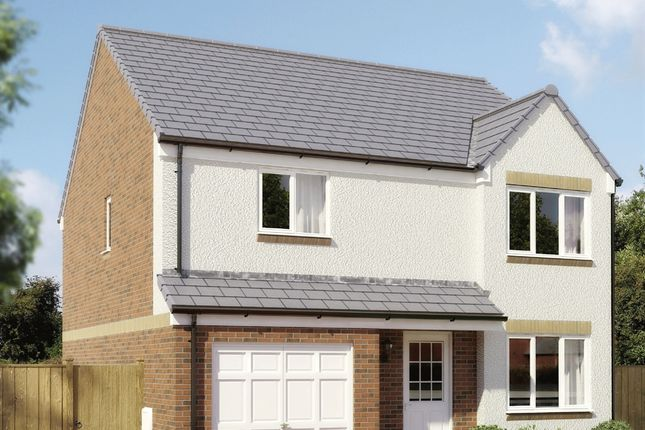 """Thumbnail Detached house for sale in """"The Balerno"""" at South Gyle Wynd, Edinburgh"""
