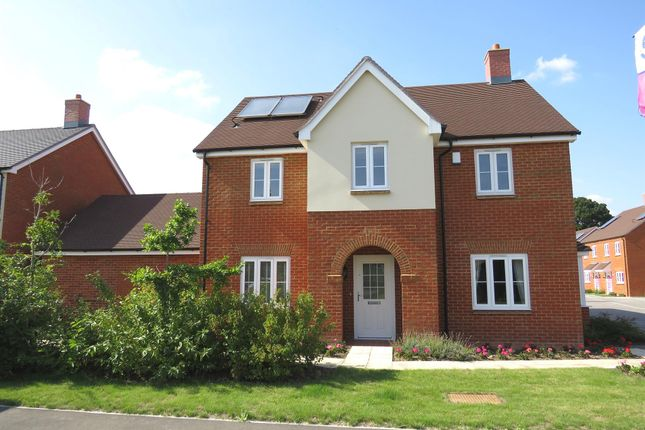 Thumbnail Detached house for sale in Woodchurch Road, Shadoxhurst, Ashford