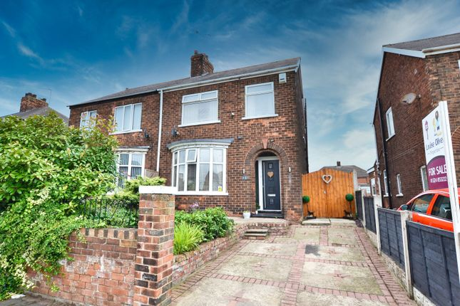 Thumbnail Semi-detached house for sale in Stockshill Road, Scunthorpe