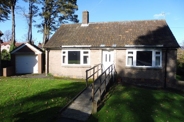 Thumbnail Detached bungalow for sale in Cherry Tree Close, Brincliffe, Sheffield