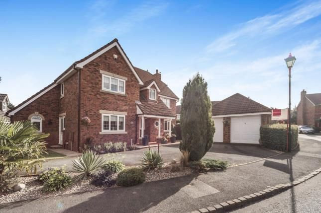 Thumbnail Detached house for sale in Beamish Close, Appleton, Warrington, Cheshire
