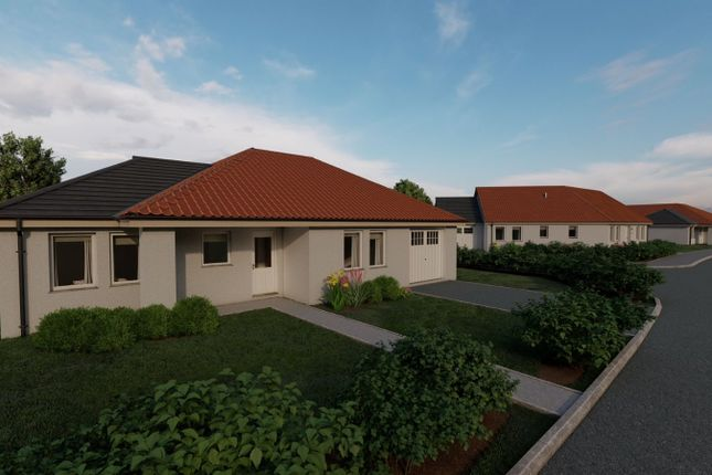 Thumbnail Bungalow for sale in Pitlair Park, Bow Of Fife, Cupar, Fife