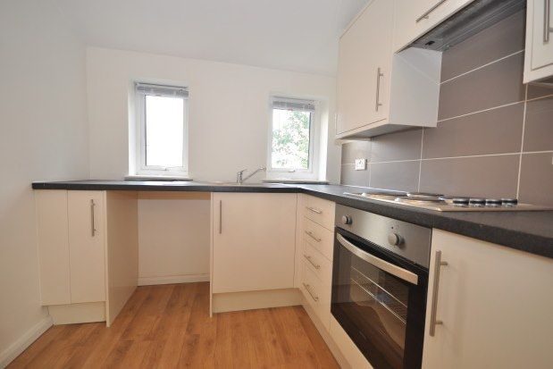 Thumbnail Flat to rent in Canterbury Street, Gillingham