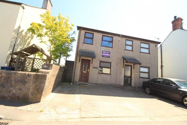 Thumbnail Semi-detached house for sale in Carmel, Caernarfon
