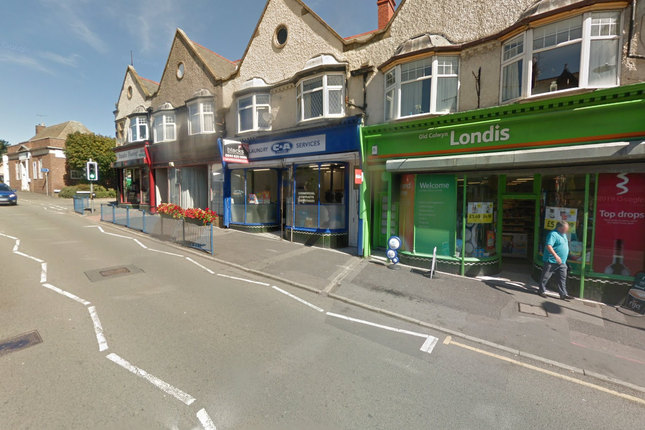 Thumbnail Retail premises for sale in Abergele Road, Old Colwyn, Colwyn Bay