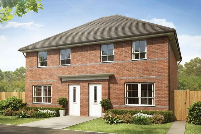 """3 bed end terrace house for sale in """"Maidstone"""" at Ruston Road, Burntwood WS7"""