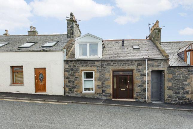 Thumbnail Terraced house for sale in Skene Street, Macduff, Aberdeenshire