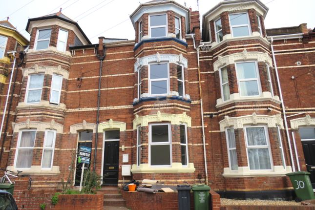 Thumbnail Property to rent in Polsloe Road, Exeter