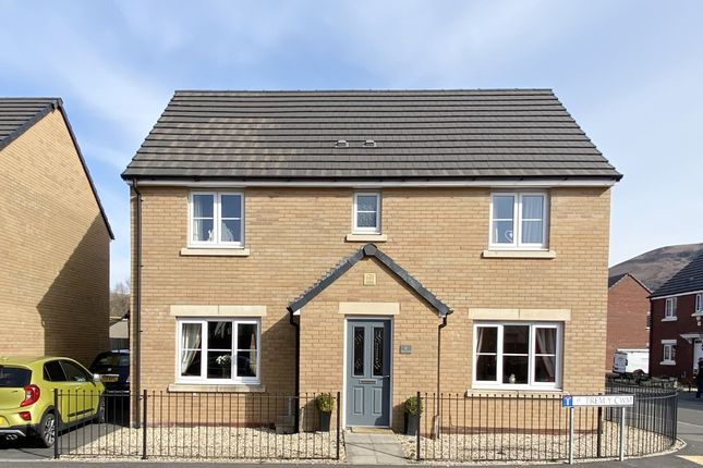4 bed detached house for sale in Trem Y Cwm, Aberdare, Mid Glamorgan CF44