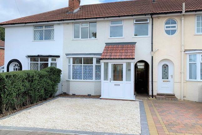 Thumbnail Terraced house for sale in Edenhurst Road, Longbridge, Northfield, Birmingham