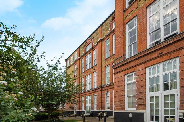 Thumbnail Flat to rent in Batchelor Street, Islington, London