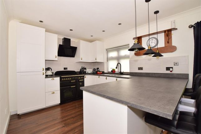 Thumbnail Detached bungalow for sale in Town Road, Cliffe Woods, Rochester, Kent
