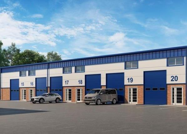 Thumbnail Industrial to let in Glenmore Business Park, Glenmore Business Park, Lime Kiln Lane, Southampton