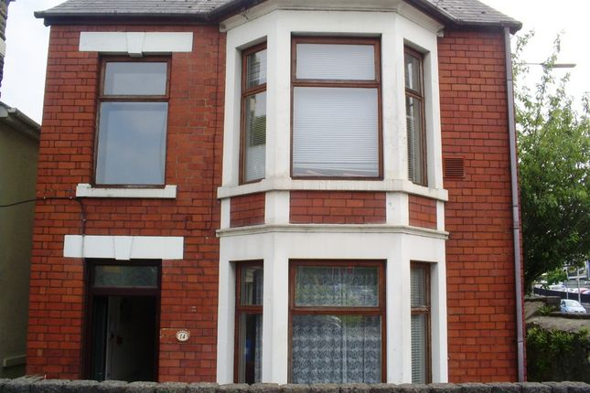 Thumbnail Flat to rent in Morfa Street, Bridgend