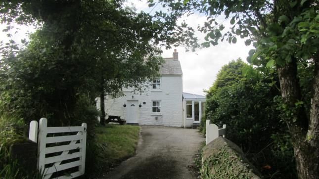 Thumbnail Detached house for sale in Wendron, Helston, Cornwall
