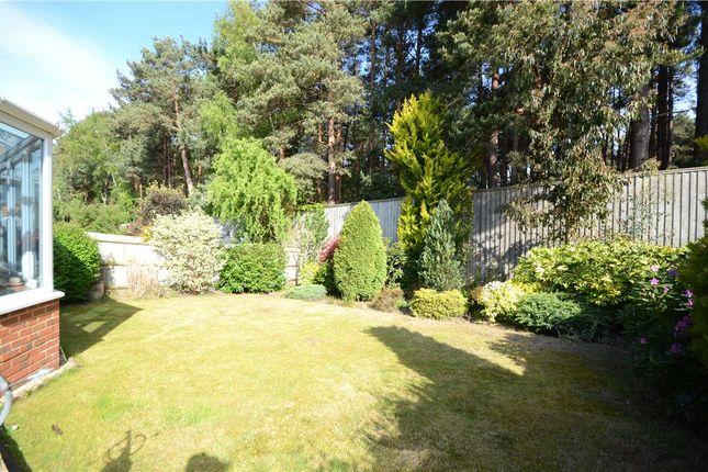Garden 2 of Ramsdell Road, Elvetham Heath, Hampshire GU51