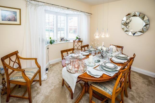 Dining Room of Lion Court, Penymynydd, Chester, Flintshire CH4