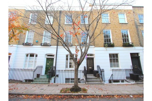 Thumbnail Terraced house for sale in Devonia Road, Islington