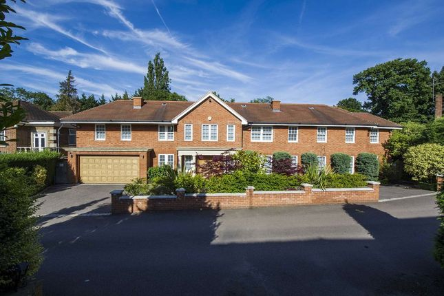 Detached house for sale in White Lodge Close, London
