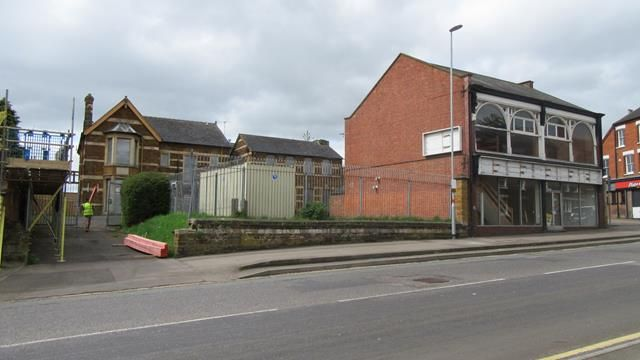 Thumbnail Land for sale in High Street, Wellingborough