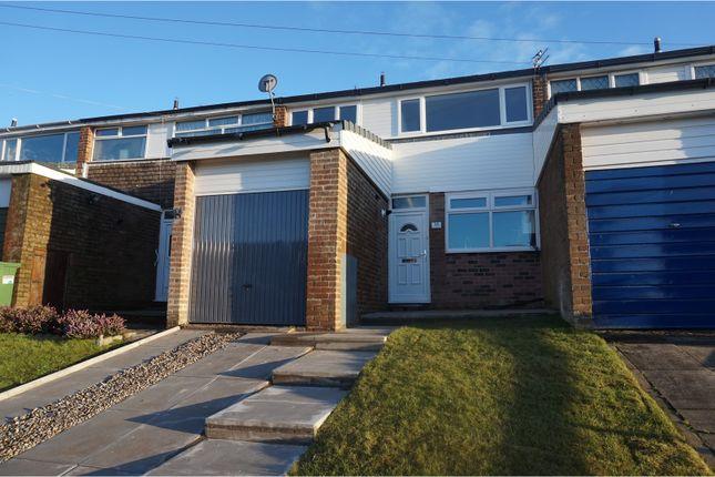 Thumbnail Terraced house for sale in Hawthorn Drive, Stalybridge