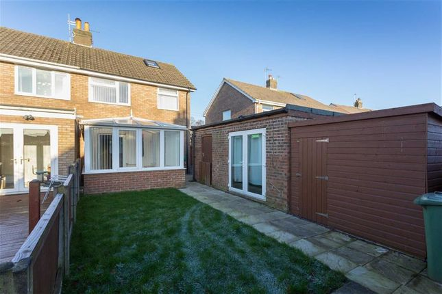 Thumbnail Semi-detached house for sale in Hornby Drive, Newton, Preston