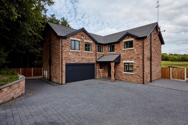 Thumbnail Detached house to rent in The Sidings, Worsley, Manchester