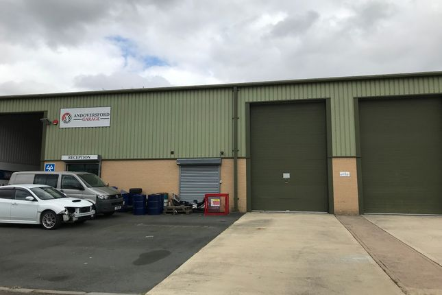 Thumbnail Industrial to let in Coln Park Industrial Estate, Cheltenham