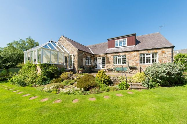 Thumbnail Detached bungalow for sale in The Bungalow, Grange Road, Stamfordham