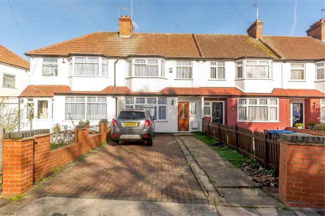 Thumbnail Terraced house for sale in Clifford Road, Wembley, Greater London