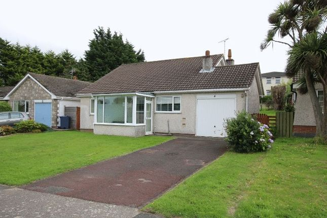 Thumbnail Detached bungalow to rent in Claughbane Drive, Ramsey, Isle Of Man
