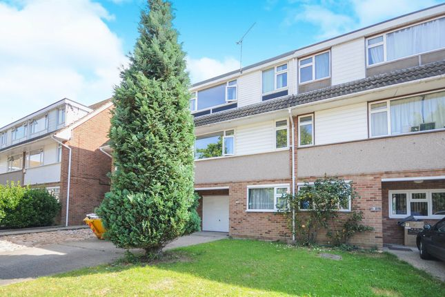 Thumbnail Town house for sale in St. Fabians Drive, Chelmsford