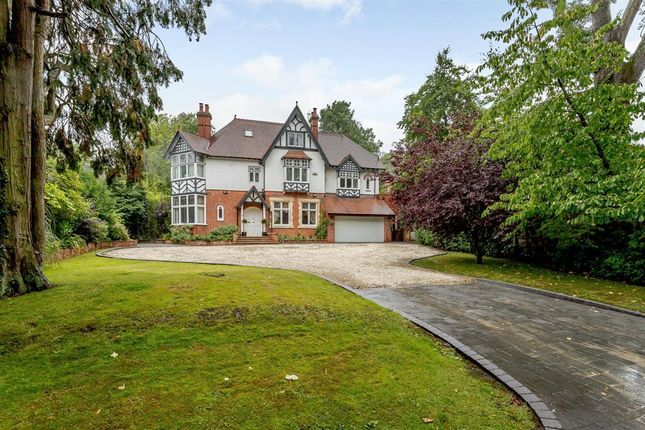 Thumbnail Detached house for sale in The Crescent, Hampton-In-Arden, Solihull
