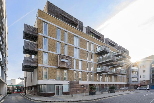 Extior of Axis Court, 2 East Lane, London SE16