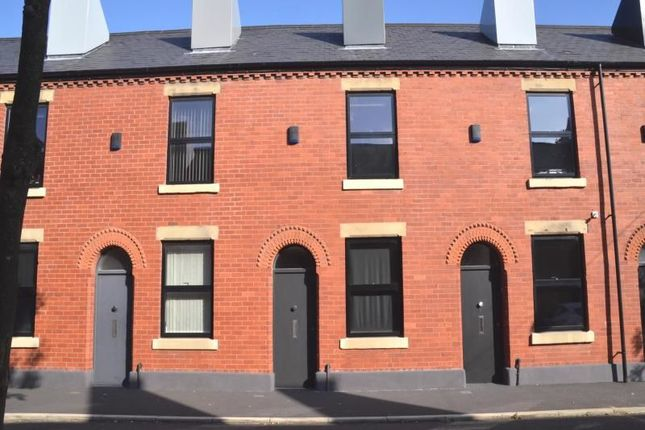 Thumbnail Terraced house to rent in Ash Street, Salford