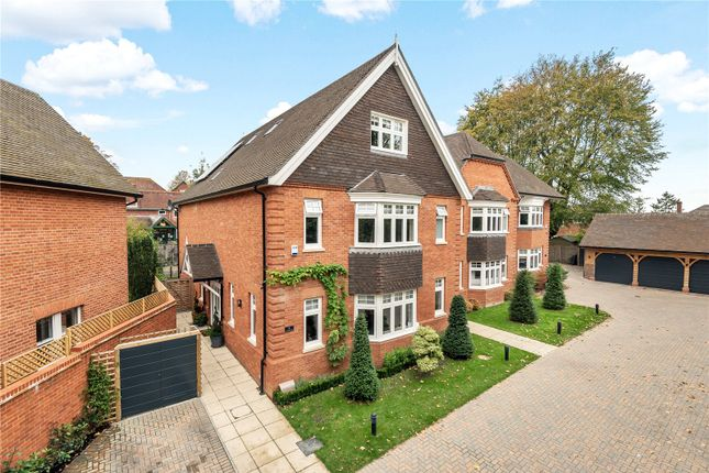Thumbnail Detached house for sale in Mathom Court, 15 Bereweeke Road, Winchester, Hampshire