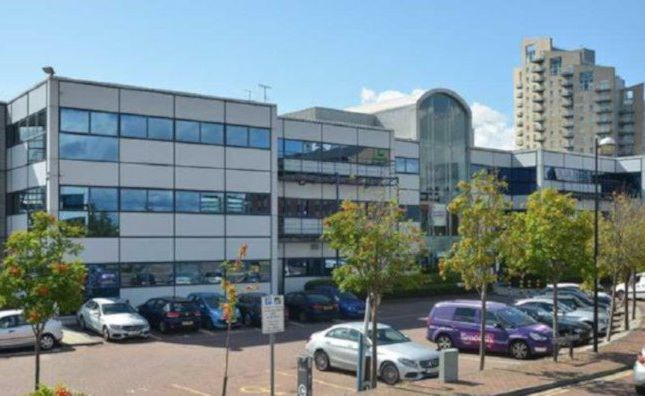 Office to let in Waterfront Quay, Manchester