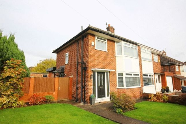 3 bed semi-detached house for sale in Charterhouse Road, Woolton, Liverpool