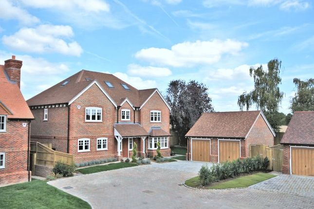 Thumbnail Detached house for sale in Blenheim Hill, Harwell, Didcot