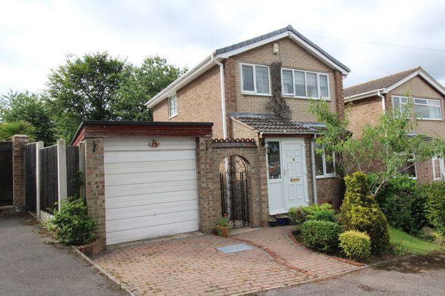 3 bed detached house for sale in Kirkcroft Drive, Killamarsh, Sheffield S21