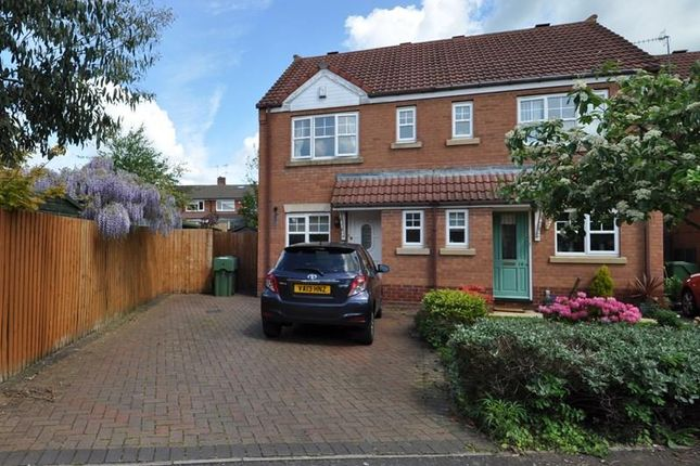 Thumbnail Semi-detached house to rent in Oakland Grove, Bromsgrove, Bromsgrove