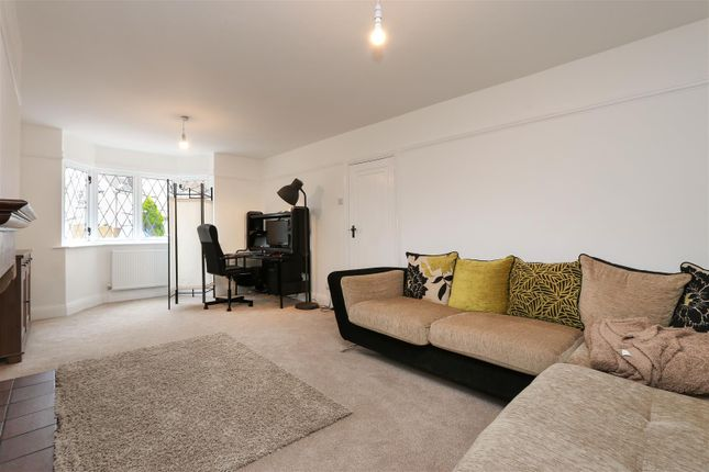 Living Room of Orchard View Road, Ashgate, Chesterfield S40